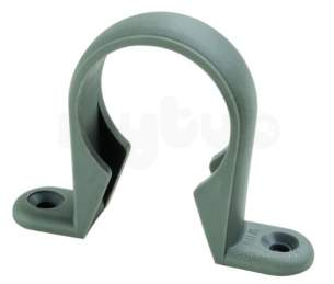 Hunter Plastics Above Ground -  Hunter 40mm Pipe Bracket W119-w Ww119