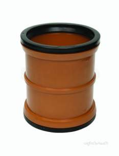 Hunter Plastics Below Ground -  Hunter 110mm Double Socket Ds211