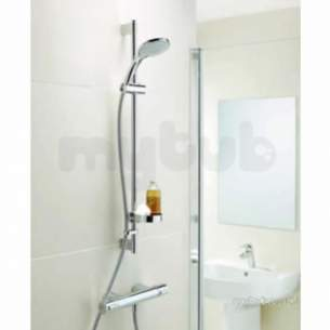 Ideal Standard Showers -  Ideal Standard Ceratherm 200 New Shr/th Mixer Expsd And Kit