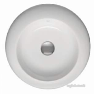 Ideal Standard Vanity Basins -  Ideal Standard Simplyu T0141 Nat 450mm V Basin Nth Wh