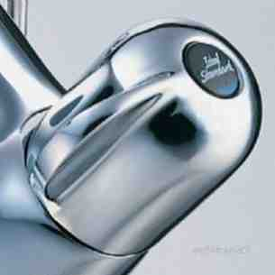 Ideal Standard Brassware -  Ideal Standard E0735 Waterways Cd Tipo Metal Hndle Cp