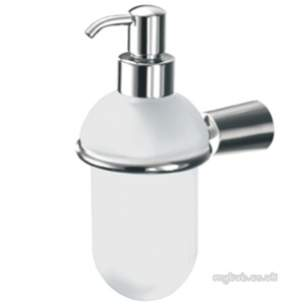 Ideal Standard Bathroom Accessories -  Ideal Standard Cone N1023 Soap Dispenser Cp