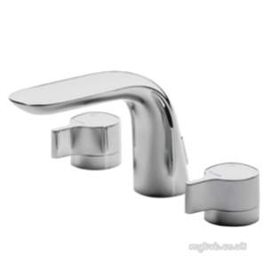 Ideal Standard Brassware -  Ideal Standard Melange A4289 Dc 3th Basin Mixer Cp