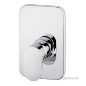 Ideal Standard Art and design Enclosures -  Ideal Standard Moments A3912 Bi Man Shower Val No Kit Cp