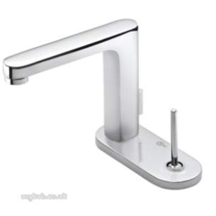 Ideal Standard Art and design Brassware -  Ideal Standard Simplyu A4478 Sl 2th Puw Basin Mixer Cp