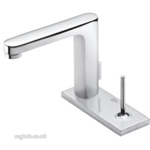 Ideal Standard Art and design Brassware -  Ideal Standard Simplyu A4479 Sl 2th Puw Basin Mixer Cp