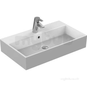 Ideal Standard Vanity Basins -  Ideal Standard Strada K0782 700mm 1th C/top Basin White