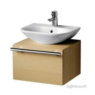 Ideal Standard Art and design Furniture -  Ideal Standard Tonic K2168 500mm 1 Drw W/h Basin Unit Lo