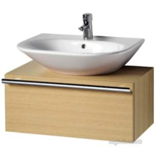 Ideal Standard Art and design Furniture -  Ideal Standard Tonic K2167 750mm 1 Drw W/h Basin Unit Lo