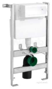 Ideal Standard Commercial Sanitaryware -  Ideal Standard E9293 In-wall System For Wc 820mm Sc