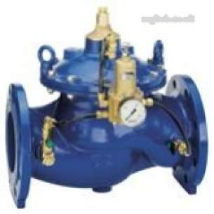 Honeywell Water Products -  Honeywell Pressure Reg Valve Dr300 50