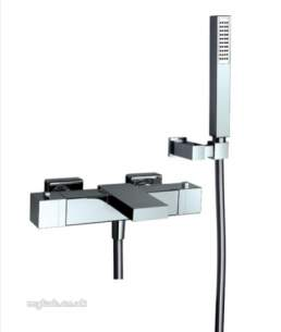 Intatec Commercial Products -  Bath Shower Mixer And Rinse Station