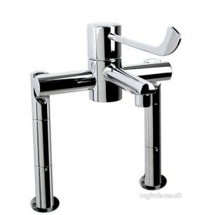 Intatec Commercial Products -  Htm 64 Hospital Tap Deck Mounted