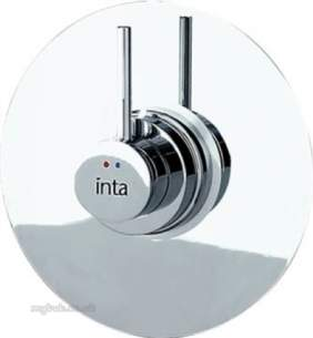 Intatec Commercial Products -  Minimalistic Concealed Shower Valve