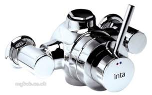 Intatec Commercial Products -  Minimalistic Exp Sequential Shower Valve