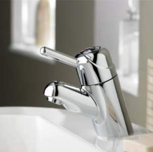 Intatec Commercial Products -  Intatherm Lever Handle Tmv3 Basin Mixer