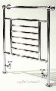 Eastbrook Towel Rails -  12.102 Isis Towel Rail Chrome Replaced With 41.1001
