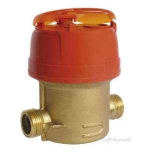 Itron Water Meters -  15mm Itron Aquadis Plus Hot Water Meter