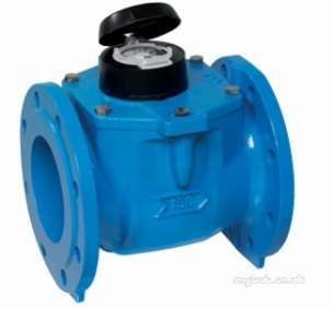 Itron Water Meters -  Actaris 50mm Itron Woltex Water Meter