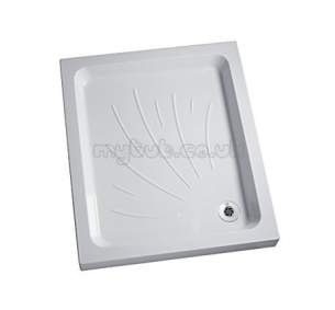 Mira Flight Shower Trays -  Mira Flight 1200 X 760mm Tray 2 Ups Lh Wh