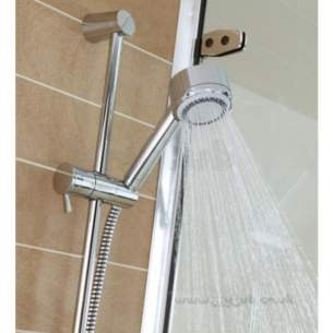 Mira Showers -  Mira Discovery Concentric Ev Chrome