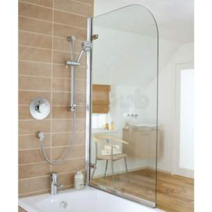 Mira Showers -  Mira Discovery Concentric Biv Chrome