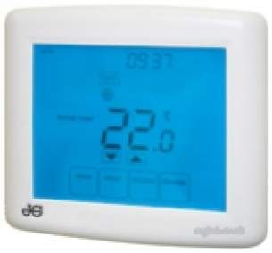 John Guest Speedfit Pipe and Fittings -  Jg Speedfit 12v Network Room Thermostat