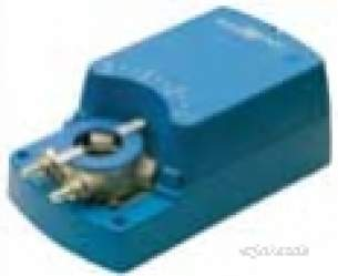 Johnson Rotary Actuators Standard Family -  Johnson M91-1n1 Series Rotary Actuator M9116-ada-1n