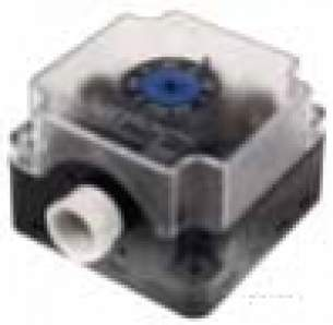 Johnson Pressure Switches -  Johnson P233 Series Pressure Switch P233a-4-aac