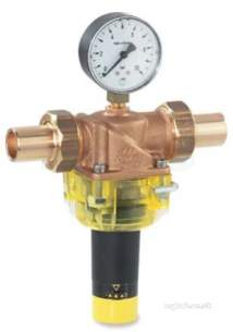 Kemper Hot and Cold Water Control Valves -  Kemper Hot Pressure Reducing Valve 20
