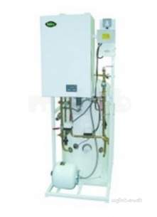 Keston High Efficiency Boilers -  Keston Qudos 28s He Ng Condensing Blr