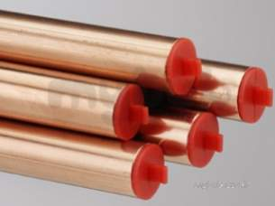 Copper Tube Table Z kuterlite and Chrome -  Kuterlon 42mm Degreased Copper Tube Pr M