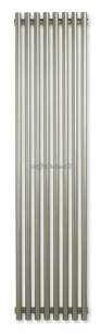 Myson Towel Warmers -  Myson Laune 2000 X 368 Stainless Steel