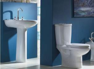 Lecico Sanitaryware -  Soft Close Seat For All Malaga Pans Wh
