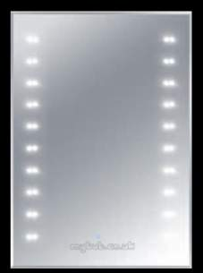 Eastbrook Accessories -  56.1004 Led Bathroom Mirror 700 X 500