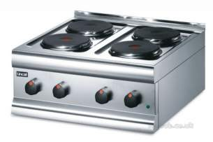 Lincat Appliances -  Lincat Gt6 Boiling Top Silverlink 600