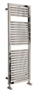 Myson Multirail and Rotondo Towel Warmers -  Myson Lindi Mrs 6 Multirail Towel Warmer White