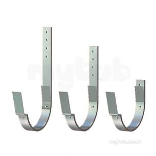 Lindab Rainwater -  Rafter Bracket Length 190mm 337mm Coated
