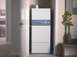 Range Powermax Gas Boilers -  Potterton He 115i Cylinder Only Inc Imm Heatr