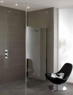 Showerlux Luxury Enclosures -  Urban Chic Wet Room Pnl 1400 Ceiling