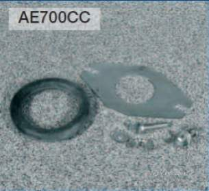 Miscellaneous Cistern Accessories -  Flat Plate Ae700cc 2 Inch Close Coupled Kit