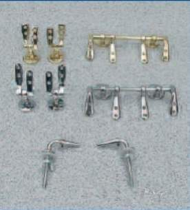 Miscellaneous Cistern Accessories -  Bar Hinge Gold Finish Fully Adj Seat/cvr