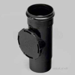 Marley Rainwater -  Marley 68mm Access Pipe Rf25-br Rf25br
