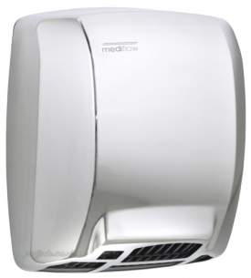 Mediclinics Products -  Mediflow V/p Therm Hand Dryer Mirror Fin