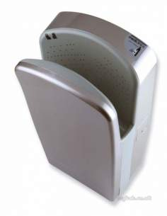 Mediclinics Products -  Mediclinic Dualflow Hand Dryer Satin