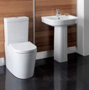 Eastbrook Sanitary Ware -  Eastbrook 56.0027 Metro Pedestal White