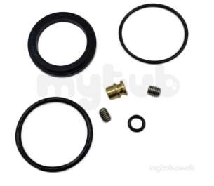 Mira Commercial and Domestic Spares -  Meynell Safemix 15 Spsk0048j Seal Kit