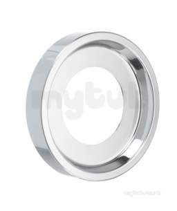 Mira Commercial and Domestic Spares -  Mira 88 076.60 Concealing Plate Chrome Plated