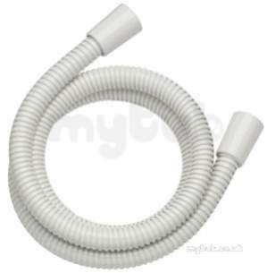 Mira Showers -  Mira Logic Hose White 1.1540.274