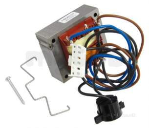 Mira Commercial and Domestic Spares -  Mira 406.22.transformer Advance Sprs D